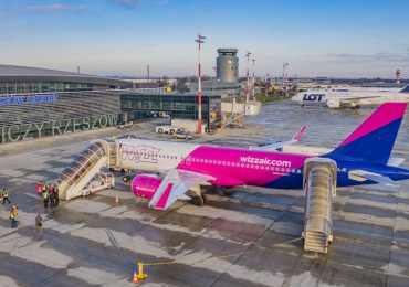 Podróże: Liczba pasażerów w Jasionce spadła o 70 procent w 2020 roku.