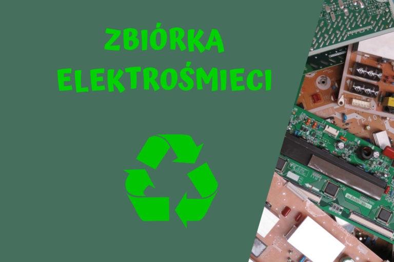 Krosno: Czerwcowa zbiórka elektrośmieci już 12 czerwca
