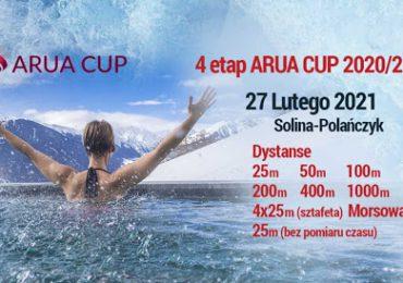 Lesko: Zimowe pływanie w Polańczyku