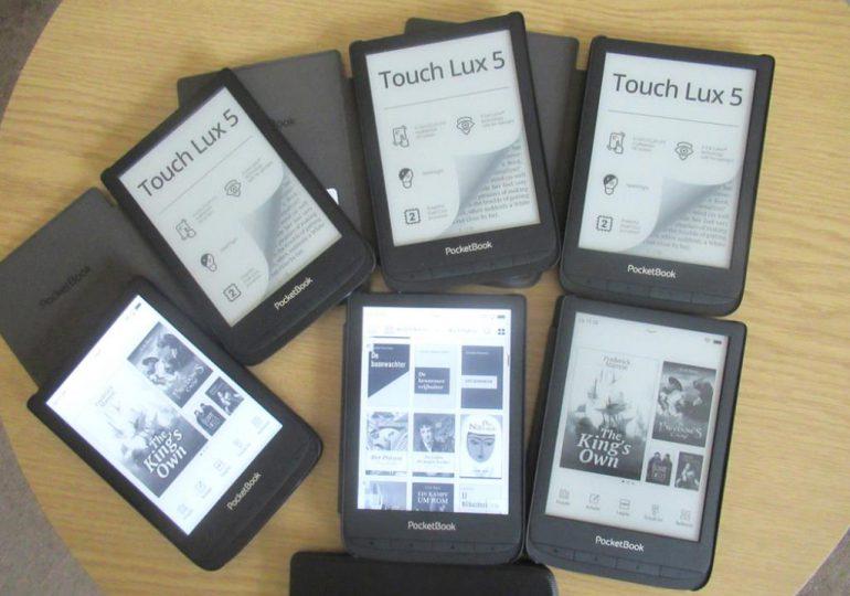 Rzeszów: Czytniki e-booków do wypożyczenia w bibliotekach