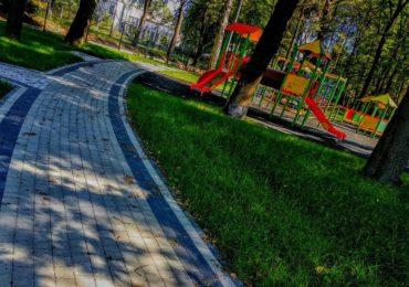 Dębica: Rewitalizacja parku miejskiego dobiega końca