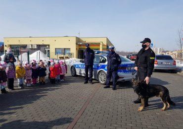 Rzeszów: Policjanci rozmawiali z dziećmi o bezpieczeństwie