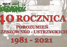 Rzeszów: 40. rocznica podpisania porozumień rzeszowsko-ustrzyckich