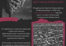 Jasło: Walczymy ze smogiem – domowe kotłownie