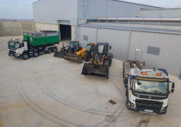 Krosno: Nowy sprzęt dla Zakładu Unieszkodliwiania Odpadów