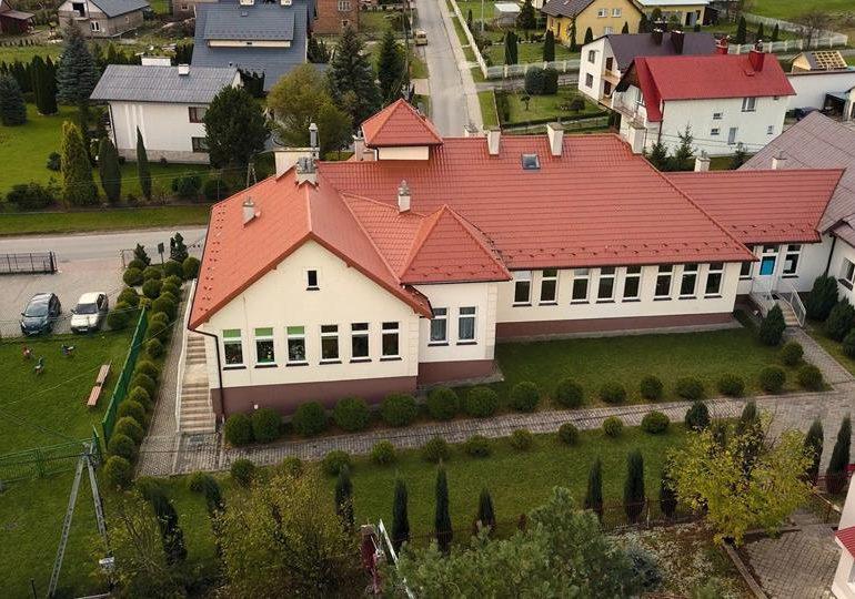 Rzeszów: Rozbudowa szkoły na osiedlu Bzianka zakończona