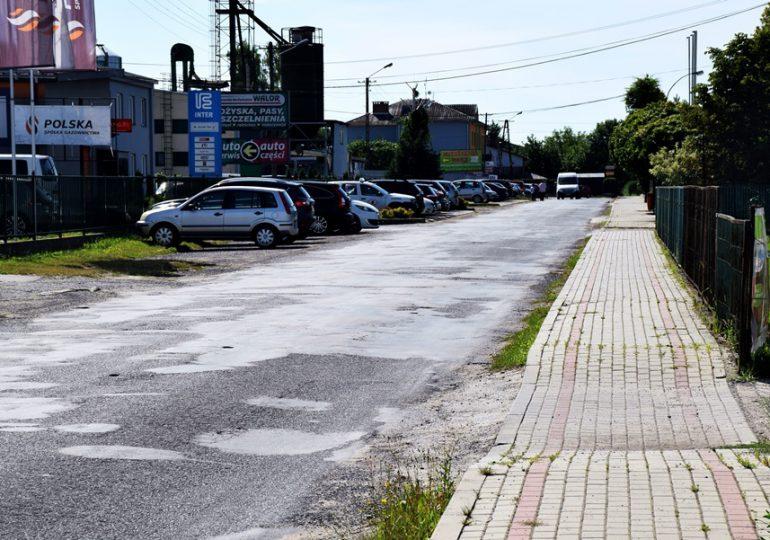 Kolbuszowa: Przebudowa ul. Handlowej