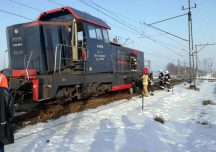 Leżajsk: Zderzenie dwóch pociągów. Co było przyczyną?