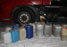 Leżajsk: Ukradli ponad 600 l. paliwa z maszyn. Policja odnalazła ich bez trudu.