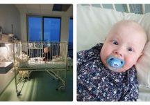 Pomoc potrzebującym: Maleńka Iza choruje na białaczkę. Możesz jej pomóc!