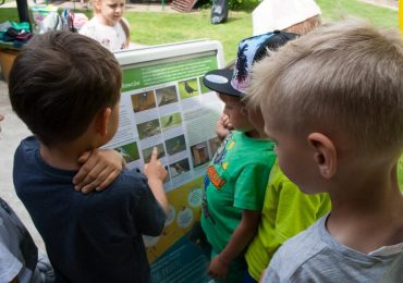 Kolbuszowa: Zajęcia edukacyjne realizowane przez Rodzinny Ogród Działkowy PREFABET