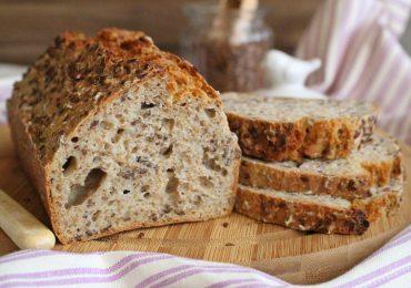 Kulinaria: Pyszny chleb na żurku