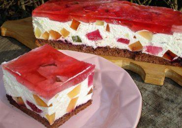 Kulinaria: Ciasto Kryształ