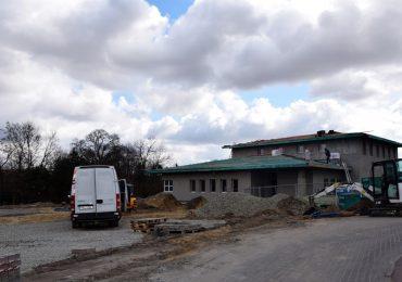Kolbuszowa: Prace przy budowie Dziennego Domu Seniora