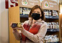 Rzeszów: Ewa Leniart chce zwiększyć dostęp do eko-żywności [fotogaleria]