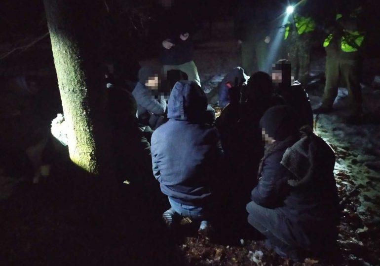 Rzeszów: 15- osobowa grupa imigrantów zatrzymana przez policję.