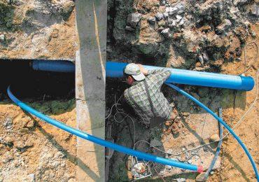 Ropczyce: Rozpoczynają się prace przy budowie nowej sieci wodociągów i zbiorników retencyjnych w Lubzinie.