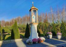 Jarosław: Krzyże i figury bruśnieńskie – świat ludowej kamieniarki [fotogaleria]