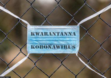Ropczyce: Łamanie zakazu kwarantanny - Bystrzyca.