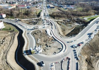 Sanok: Budowa obwodnicy – II etap – otwarcie ofert