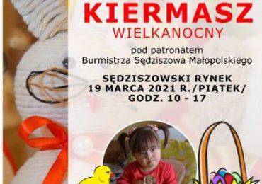 Ropczyce: W dniu 19 marca odbył się Charytatywny Wielkanocny Kiermasz dla Faustynki w Sędziszowie          i w Ropczycach.