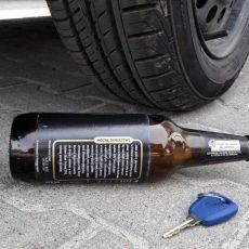 Nisko: Mieszkańcy dokonali obywatelskiego zatrzymania pijanego kierowcy.