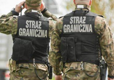 Lubaczów: Imigranci z Turcji zatrzymani przez Straż Graniczną.