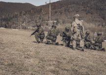 Polska: Terytorialsi z Sanoka ćwiczyli w Sudetach