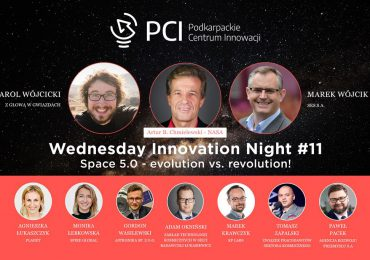Rzeszów: Wirtualna podróż w kosmos. PCI zaprasza na Wednesday Innovation Night #11