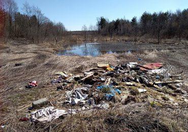 Lubaczów: Podsumowanie akcji likwidacji nielegalnych wysypisk śmieci.