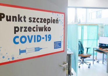 Leżajsk: Informacja dotycząca szczepień przeciwko koronawirusowi.