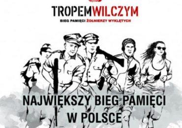 Ustrzyki Dolne: Kolejna edycja Biegu Tropem Wilczym - Pamięci Żołnierzy Wyklętych
