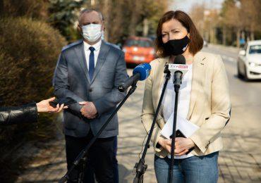 Rzeszów: Ewa Leniart przedstawia plan walki ze smogiem w Rzeszowie