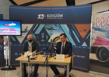 Rzeszów: WizzAir poleci z Jasionki do Oslo i Londynu