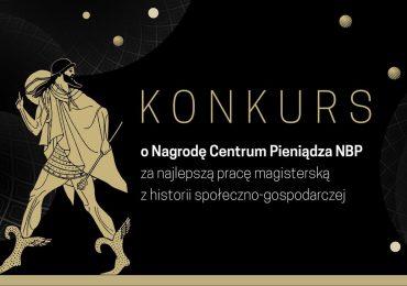 Polska: Konkurs o Nagrodę Centrum Pieniądza NBP rozpoczęty
