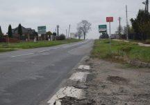 Lubaczów: Ruszyła przebudowa drogi Lubaczów – Basznia Dolna.