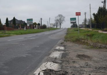 Lubaczów: Ruszyła przebudowa drogi Lubaczów - Basznia Dolna.