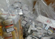 Nisko: Policja znalazła u 62-latka ponad 700 paczek papierosów bez akcyzy.