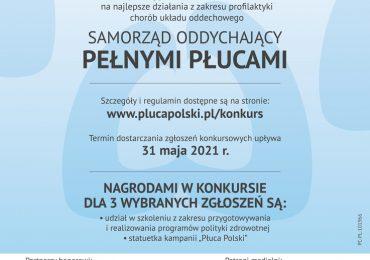 Polska: Konkurs dla samorządów dbających o płuca swoich mieszkańców