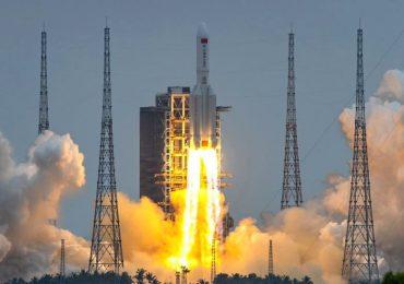 Technologie: Chiński smok rusza w kosmos