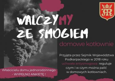 Jasło: Walczymy ze smogiem – wypełnij ankietę do 20 kwietnia