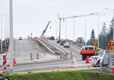 Krosno: Drugi wiadukt w mieście już otwarty