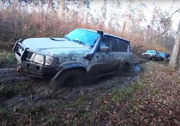Lubaczów: Rozjeżdżali autem terenowym tereny nadleśnictwa. Film umieścili w sieci.