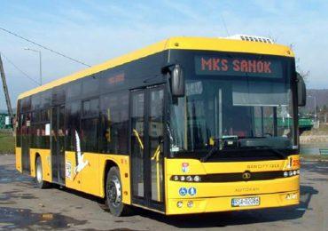 Sanok: Kursy autobusów miejskich ulegną zmianie