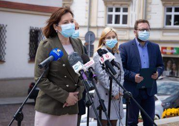 Rzeszów: Ewa Leniart uruchomi Program Wsparcia Psychologicznego dla mieszkańców Rzeszowa