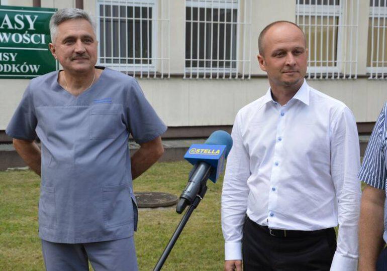 Stalowa Wola: Grzegorz Czajka zrezygnował z kierowania szpitalem
