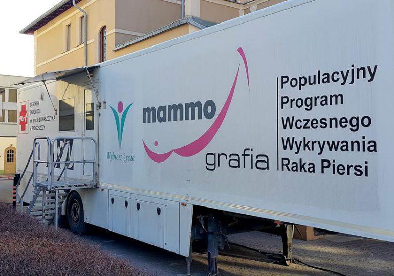 Lubaczów: Do miasta zawita mammobus.