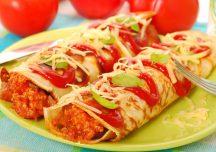 Kulinaria: Naleśniki po meksykańsku