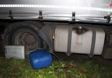Nisko: Kradł paliwo z budowy drogi S-19.