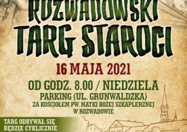 Stalowa Wola: Rozwadowski Targ Staroci zmienia swoją lokalizację.